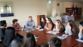 Information Center on NATO hosts seminar for future journalists