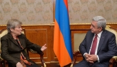 Armenian President highlights importance of NATO Week